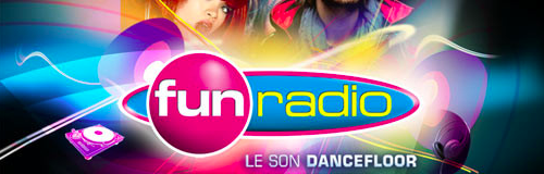 1ère place : Fun Radio