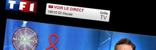 3ème place : TF1