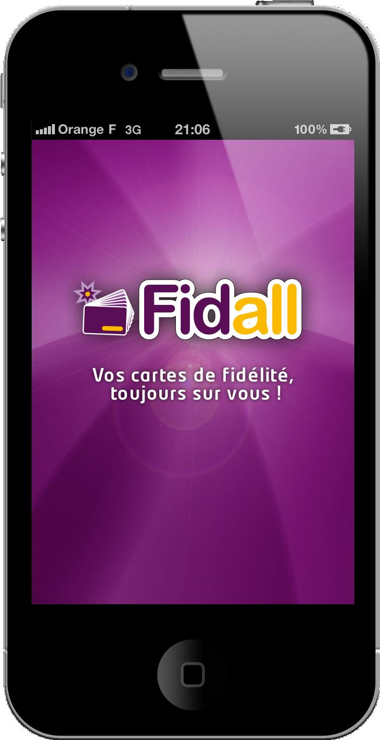 Fidall : vos cartes de fidélité, toujours sur vous !