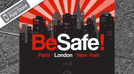 BeSafe!, la sécurité dans votre poche ?