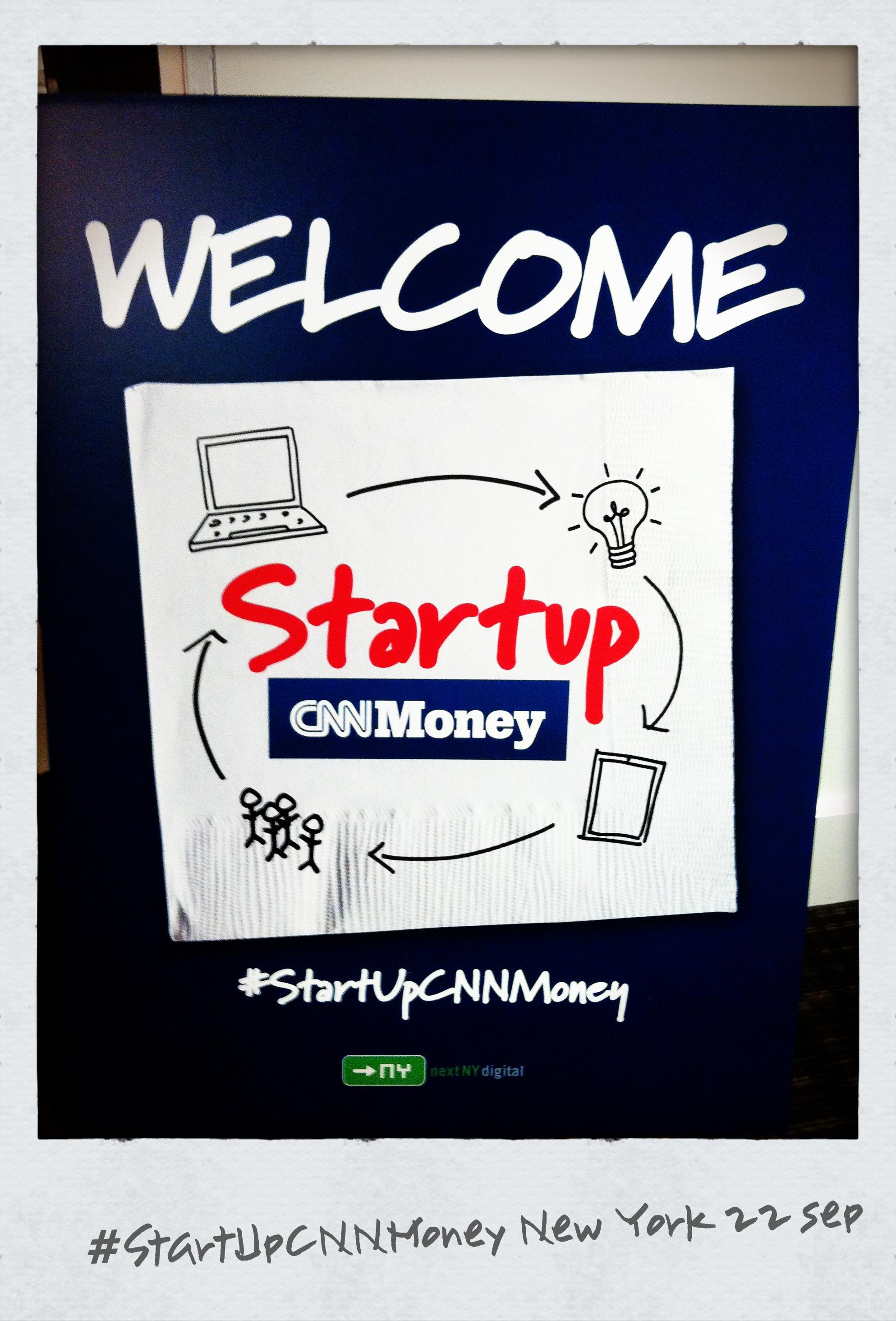 CNNMoney Startup