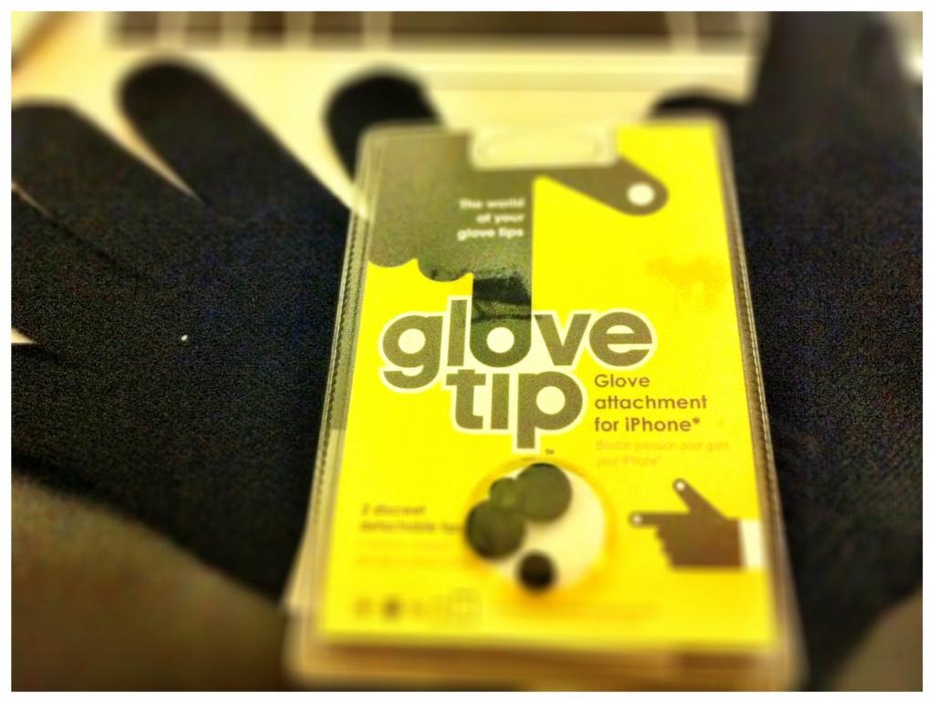 Utiliser facilement votre appareil tactile en hiver