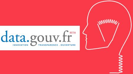La France lance sa plateforme de données publiques (open data)