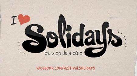 """Festival Solidays : """"L'amour en live"""" sur Facebook"""